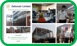 ESIA for LTFF of Debonair Ltd.